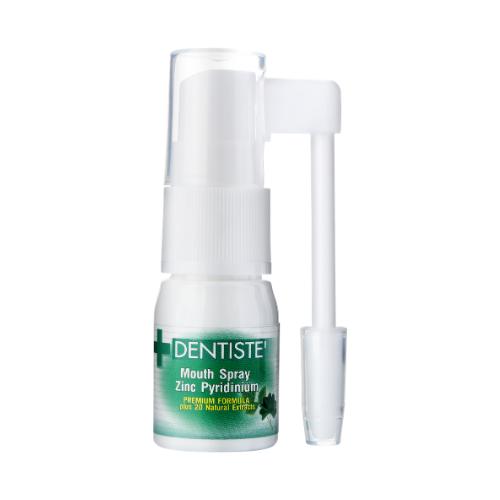 Dentiste' Mouth Spray Zinc Pyridinium