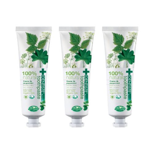 Dentiste' 100% Natural Toothpaste Tube 100 g.